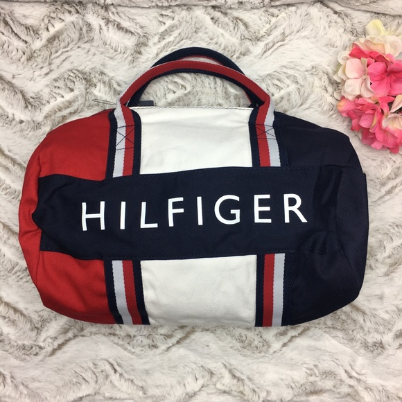 Tommy Hilfiger Bags   Mini Duffel Bag   Poshmark 38df762063